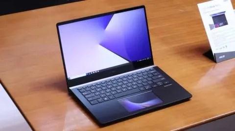 ZenBook Pro, toma de contacto con el nuevo portátil de Asus
