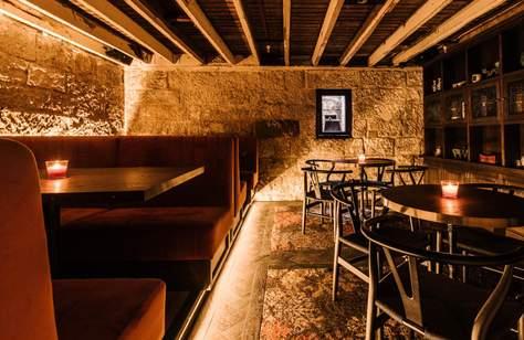 The Swinging Cat Underground Cocktail Bar Sydney