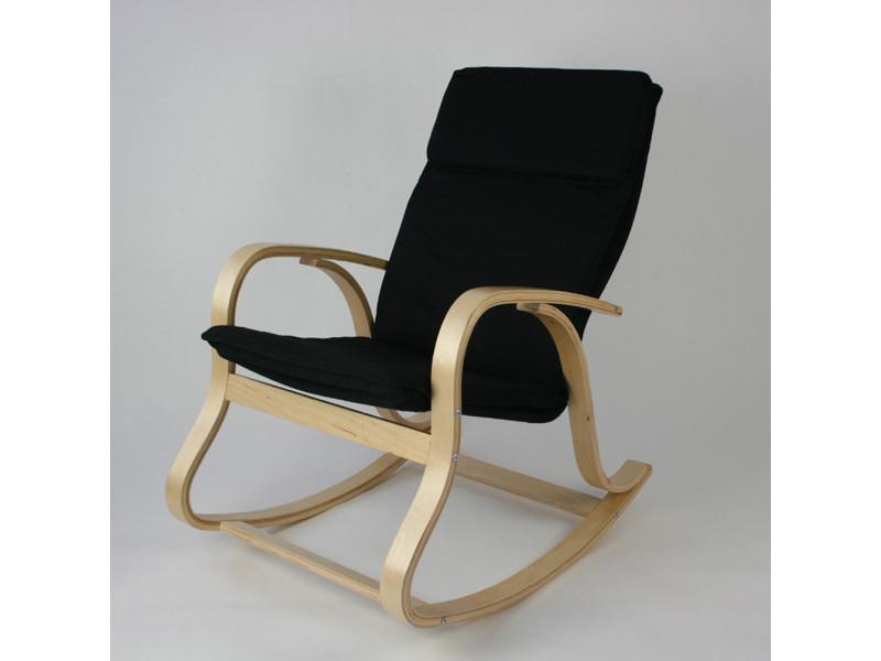 simple fauteuil bascule relaxant noir pegane vente de fauteuil relaxation et releveur conforama with fauteuil bascule exterieur