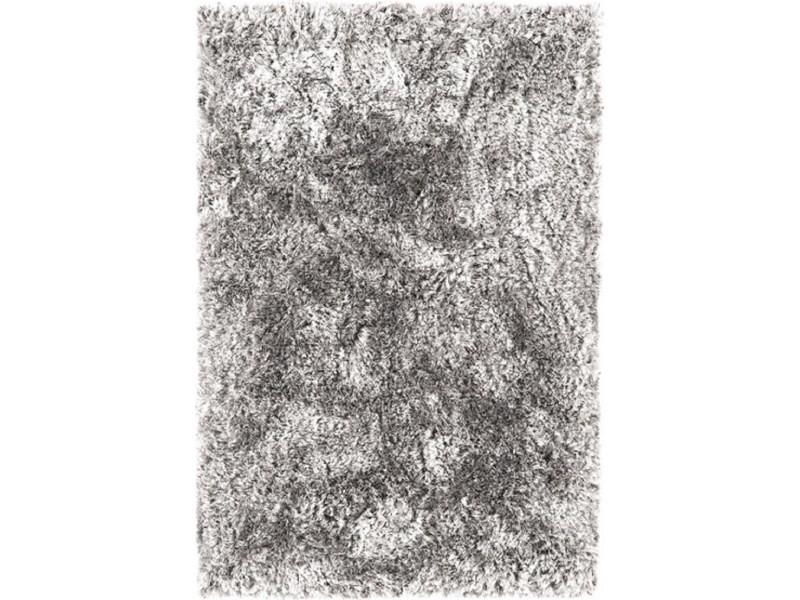 tapis shaggy tufte main confort splash 140x200 cm