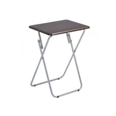 table d appoint pliante en bois et