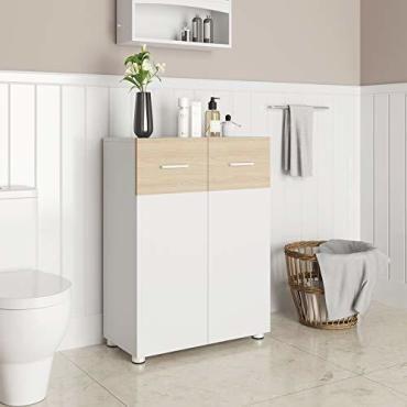 meuble et rangement blanc conforama