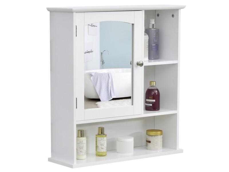 Rangement Armoire Toilette Portes