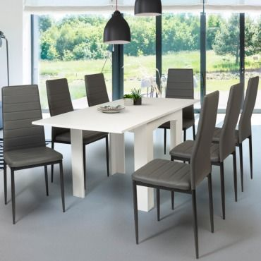table a manger extensible dona 6 8
