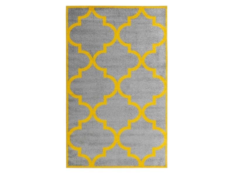 https www conforama fr decoration textile tapis tapis salon et chambre sofia grand tapis de salon moderne 200 x 280 cm gris p k80698039