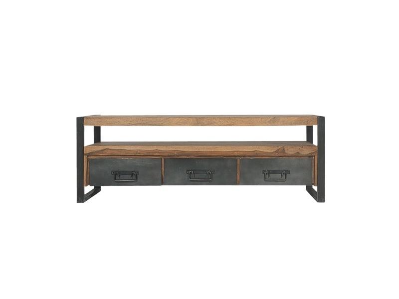 meuble tv acacia