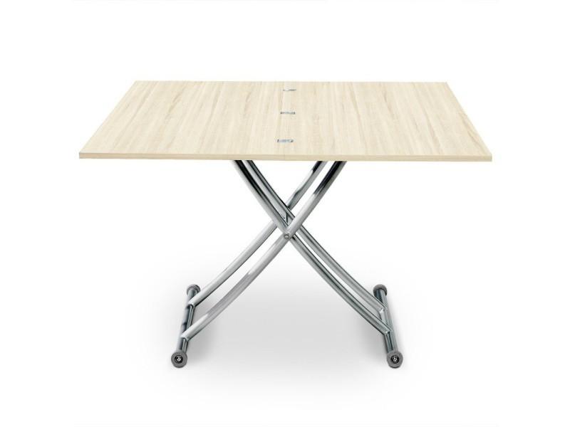 Table De Salon Escamotable Table Basse Salon Escamotable