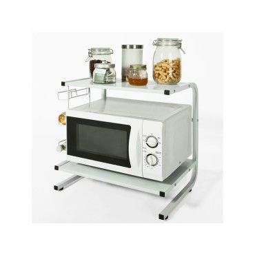 etageres micro ondes de cuisine mini etagere four micro ondes meuble rangement cuisine de service frg092 w sobuy z92000805