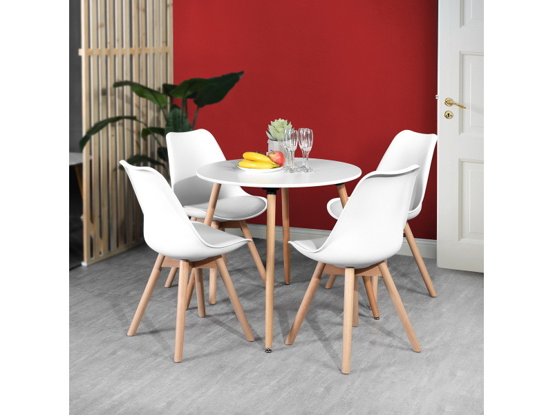 table rond scandinave