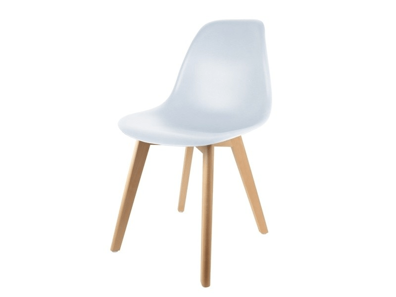 chaise scandinave coque