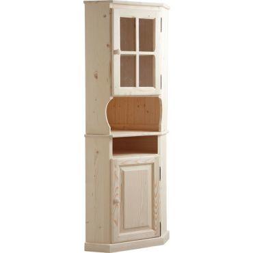 meuble d angle en bois brut vente de