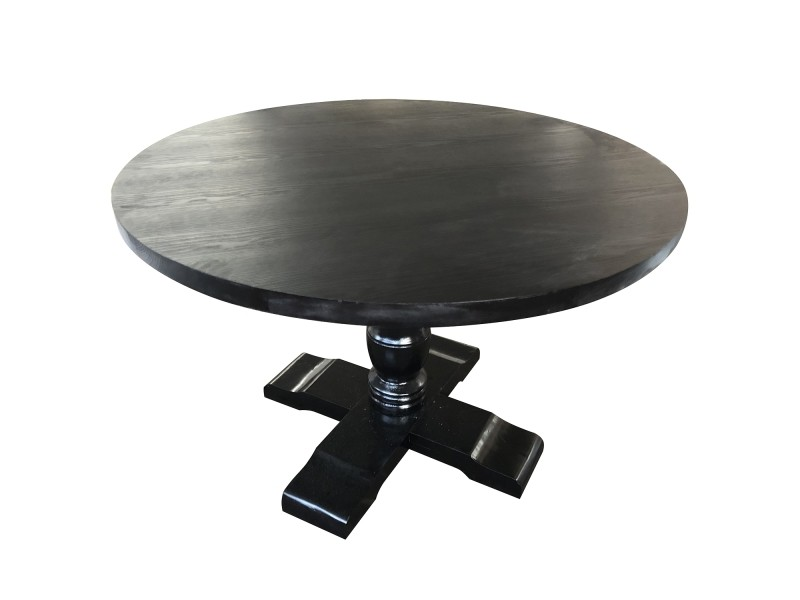 table ronde bois pieds
