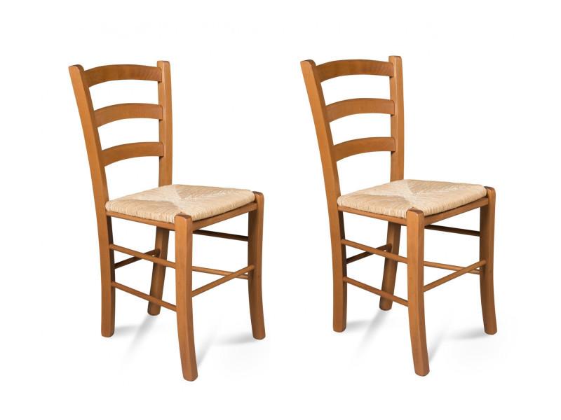 chaises en paille conforama