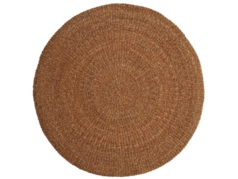 https www conforama fr decoration textile tapis tapis salon et chambre tapis rond en jonc de mer 180 cm p k51235537