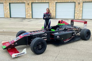 Female-Led Championship F4 U.S. Team Signs Emily Linscott as First PMH Powering Diversity Scholarship Winner