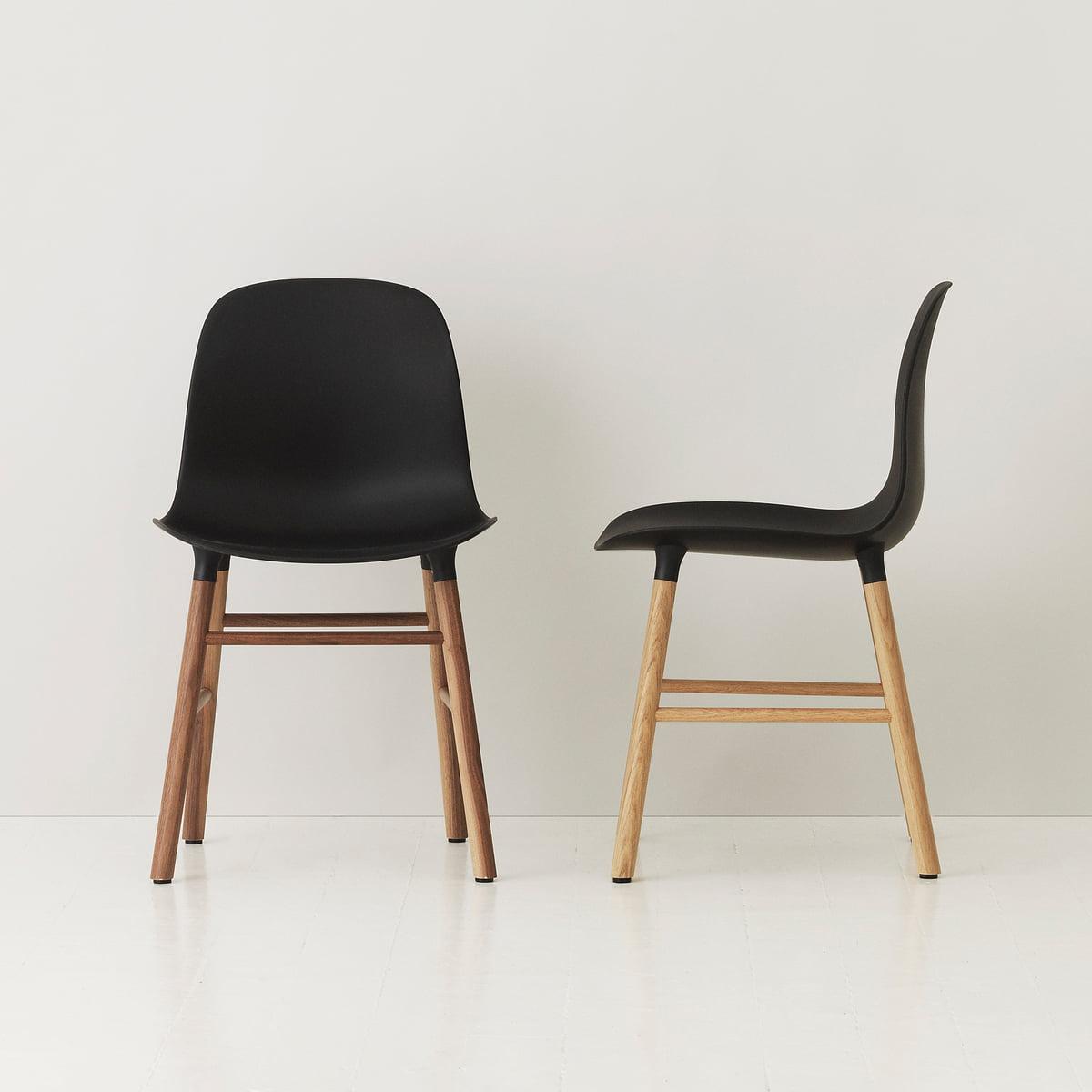Form Chair (Holz) von Normann Copenhagen