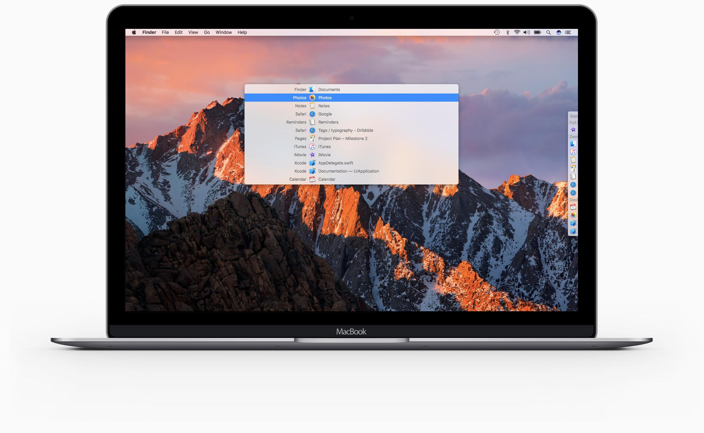 Contexts for Mac 3.5.2 破解版 - 窗口快速切换效率工具