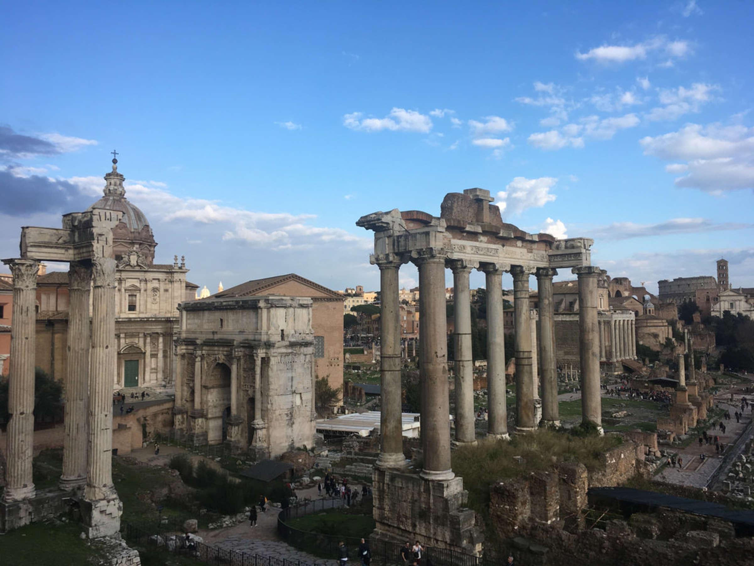 Daily Life In Ancient Rome Tour