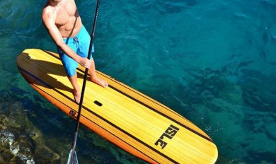 Wood Paddle Board Wooden Thing