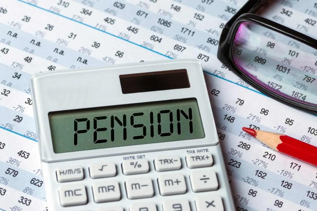 Rezultate imazhesh për pension