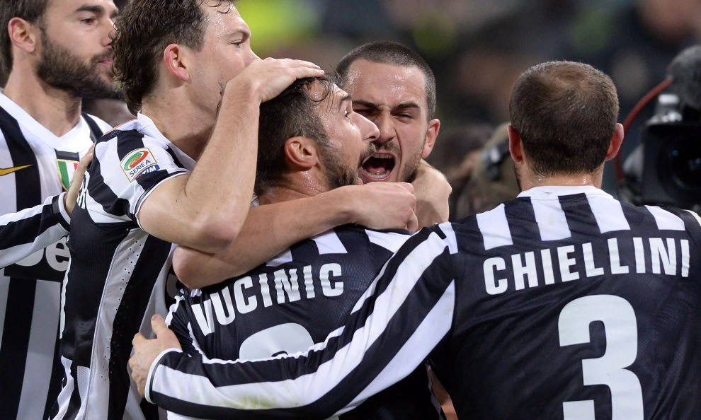 Serie A, super Juve: tris e +8. La Roma si arrende in 9