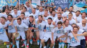 Spal, che festa per il ritorno in Serie A!