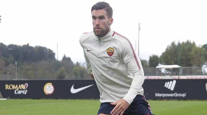 Champions League Roma, Strootman: «Barcellona? Dobbiamo uscire dal Camp Nou con un risultato importante»