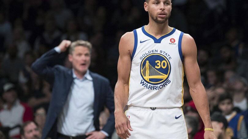 NBA, Steve Kerr ammette: