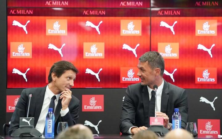 Milan, il ritorno di Leonardo e di Maldini | Numerosette Magazine