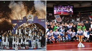 At least one trophy in both the last two years: Lazio among the big names in Europe