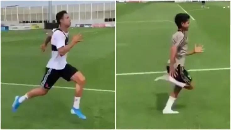 """Juve, Cristiano Ronaldo: """"Messi ed io ci siamo resi più forti"""""""