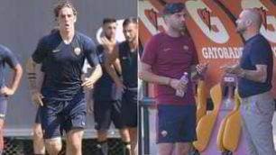 Roma, Mariano Diaz o Kalinic per l'attacco