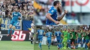 Parma-Juventus 0-1: Chiellini fa sorridere Sarri
