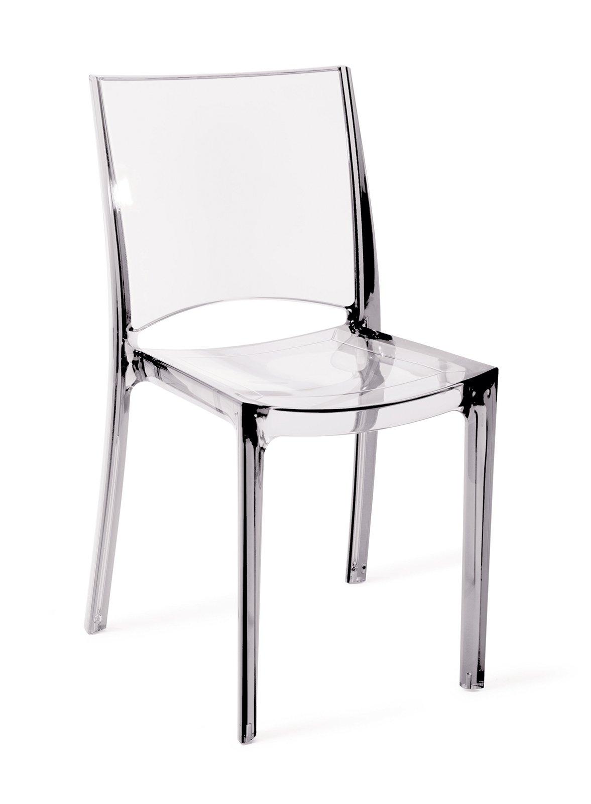 Visualizza altre idee su sedie, sedia ikea, sedia legno design. Sedie Trasparenti E La Stanza Sembra Piu Grande Cose Di Casa