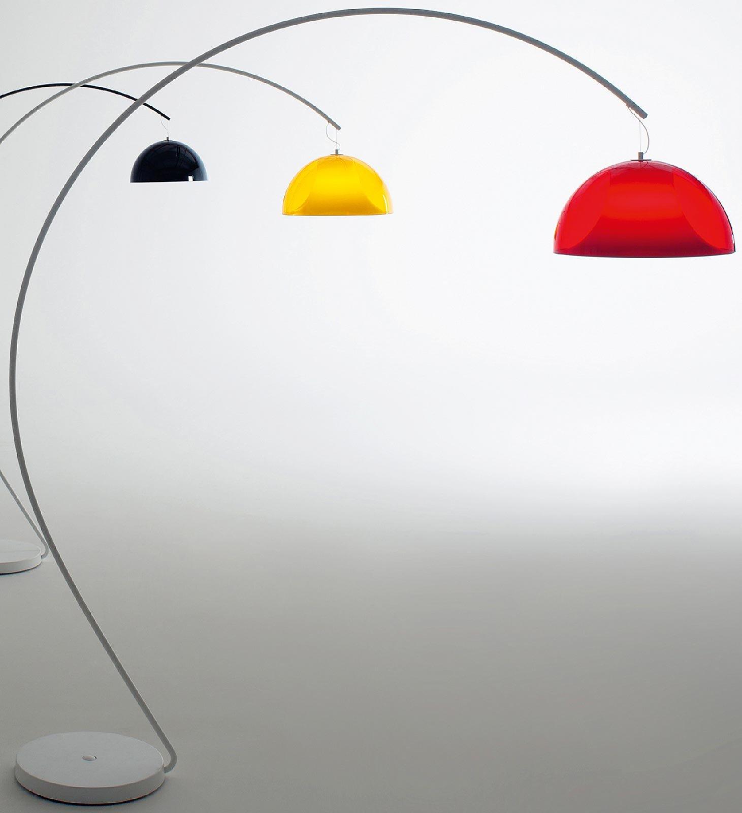 Lampada Arco Unicona Di Stile Cose Di Casa