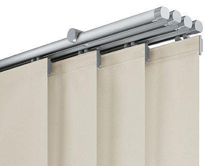 Fönsterviva tenda a pannello, grigio scuro, 60x300 cm. Tende A Pannello Scorrevoli 4 Ambientazioni Cui Ispirarsi Cose Di Casa
