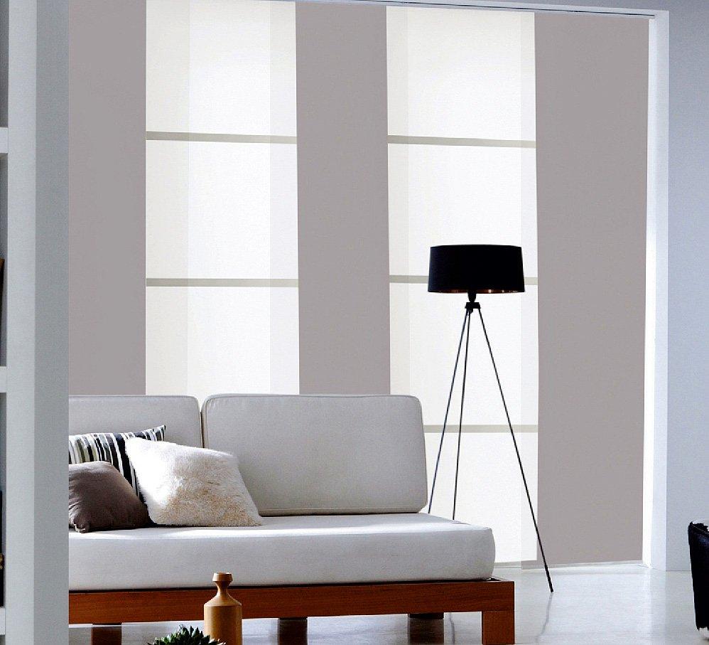 tende moderne per interni:per soggiorno, camera da letto, cucina e living eccovi una selezione di proposte di tende moderne di design per casa, con tessili moderni per il vostro arredamento, a pannello e non solo. Tende A Pannello Scorrevoli 4 Ambientazioni Cui Ispirarsi Cose Di Casa