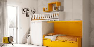 Grazie ad arredi modulari e soluzioni salvaspazio. Scegliere La Cameretta 14 Soluzioni Per Tutti Gli Spazi Cose Di Casa