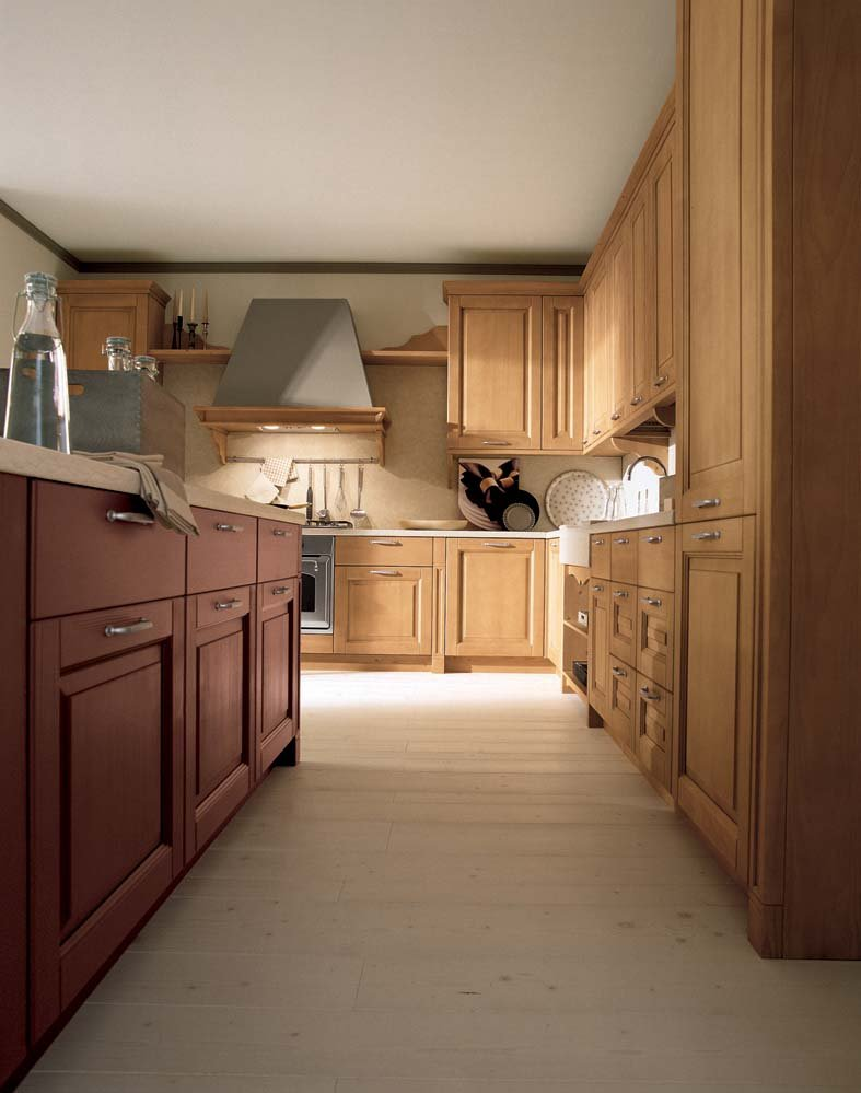 La base di una buona organizzazione dello spazio di una cucina è il triangolo. Cucina Con I Pensili Una Tradizione Che Resta Attuale I Prezzi Della Base Da 60 Cm E Dei Pensili Da 45 Cm Cose Di Casa