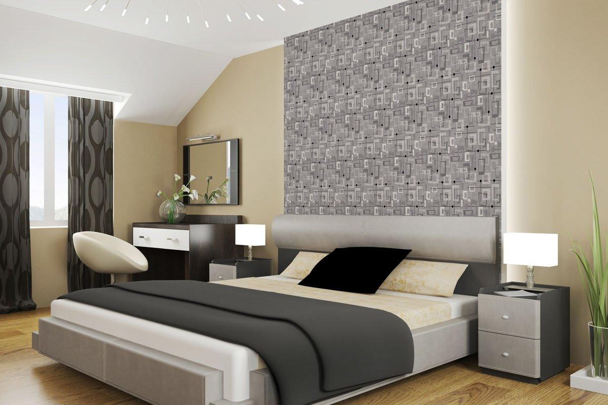 Carte da parati per la camera da letto, le idee degli interior decorator. Carta Da Parati Dietro Al Letto 16 Soluzioni Scenografiche Cose Di Casa