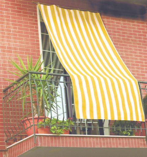 Nel caso di balconi, le tipologie consigliate sono la tenda a bracci e a caduta e, eventualmente, il modello a capottina, che tuttavia è. Balcone Terrazzo Giardino Come Organizzare Gli Spazi Esterni Cose Di Casa