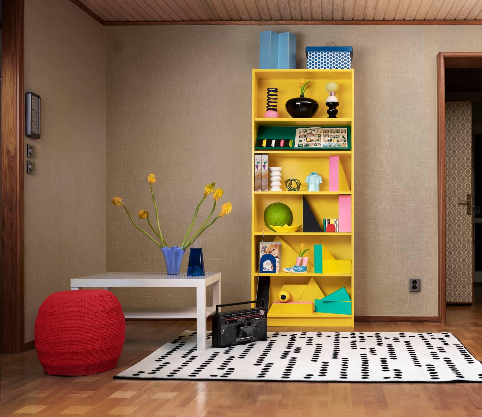 I Primi 40 Anni Della Libreria Billy Di Ikea Cose Di Casa
