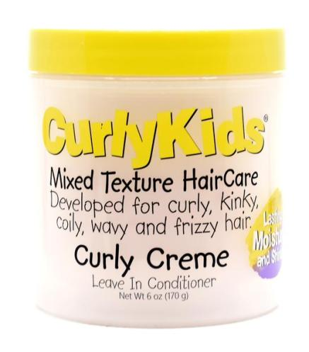 Curly Kids Curly Creme Conditioner 170g