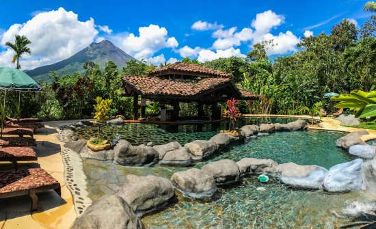 Stay At Hotel Mountain Paradise At Arenal Volcano Costa