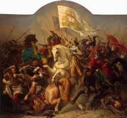 Hermann Anton Stilke, Joan of Arc, 1843