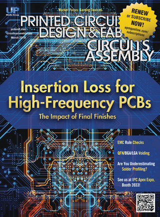 Printed Circuit Design & Fab - March 2013