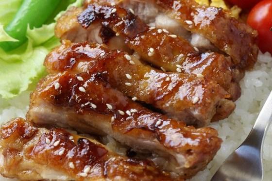 Image result for Baked Teriyaki Chicken