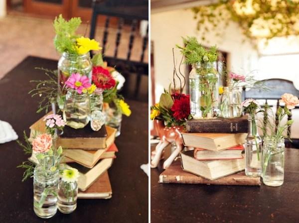 22 Eye-Catching & Inexpensive DIY Wedding Centerpieces