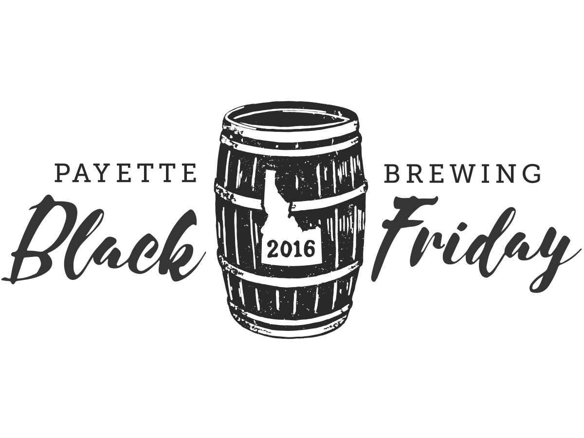 Payette Brewing Black Friday