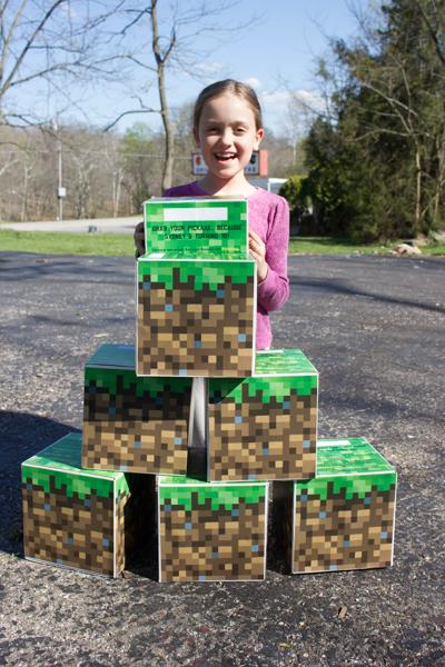 minecraft printable blocks # 54